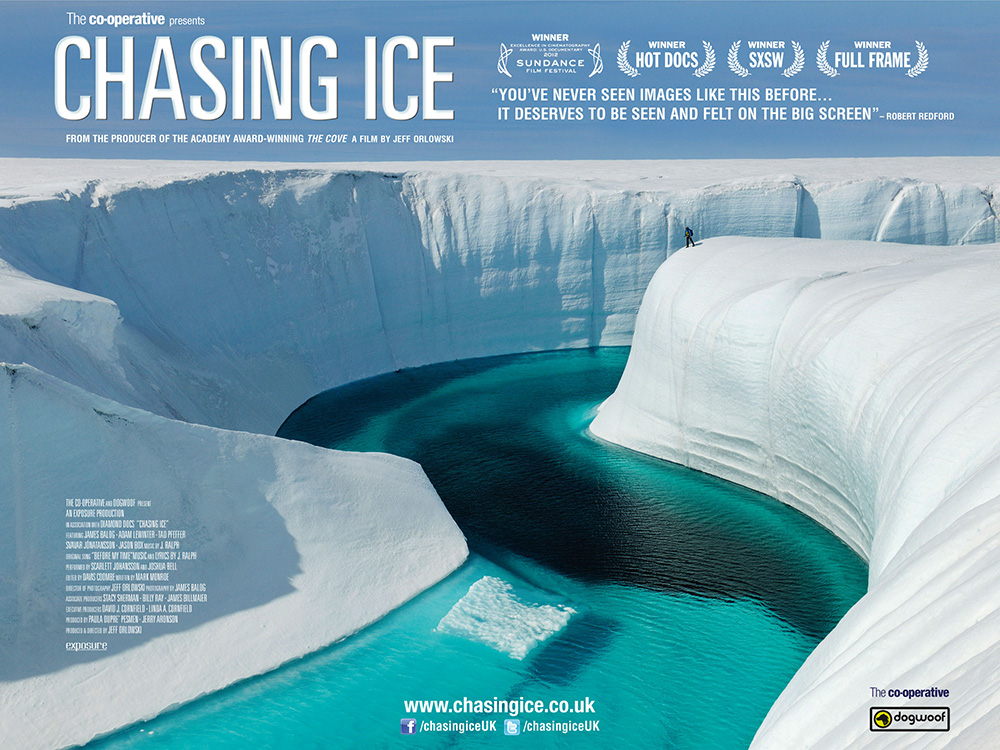 Chasing Ice documentary