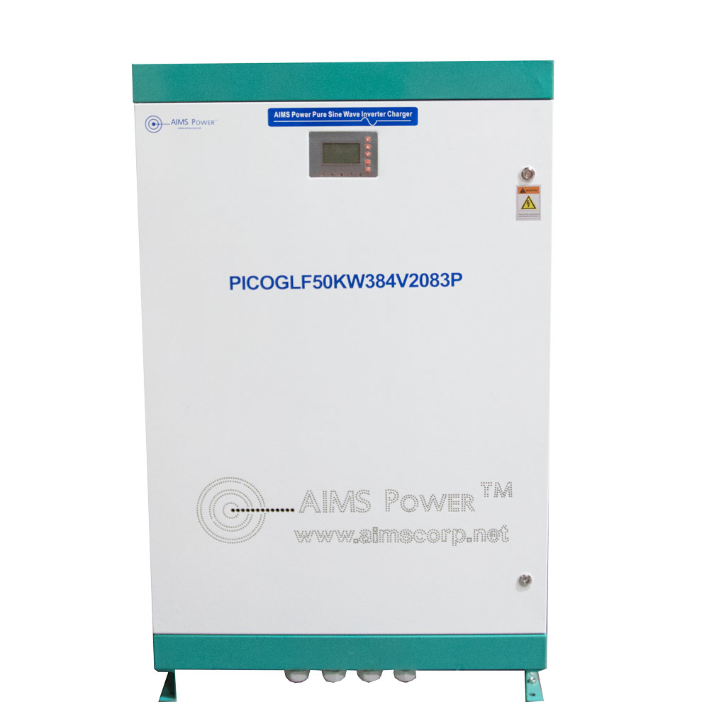 384 Volt Pure Sine Inverters