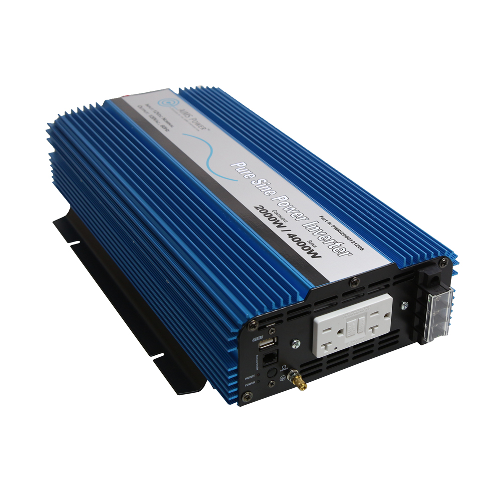 12 Volt Pure Sine Inverters