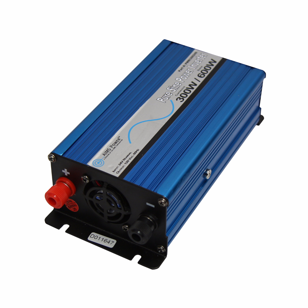 24 Volt Pure Sine Inverters
