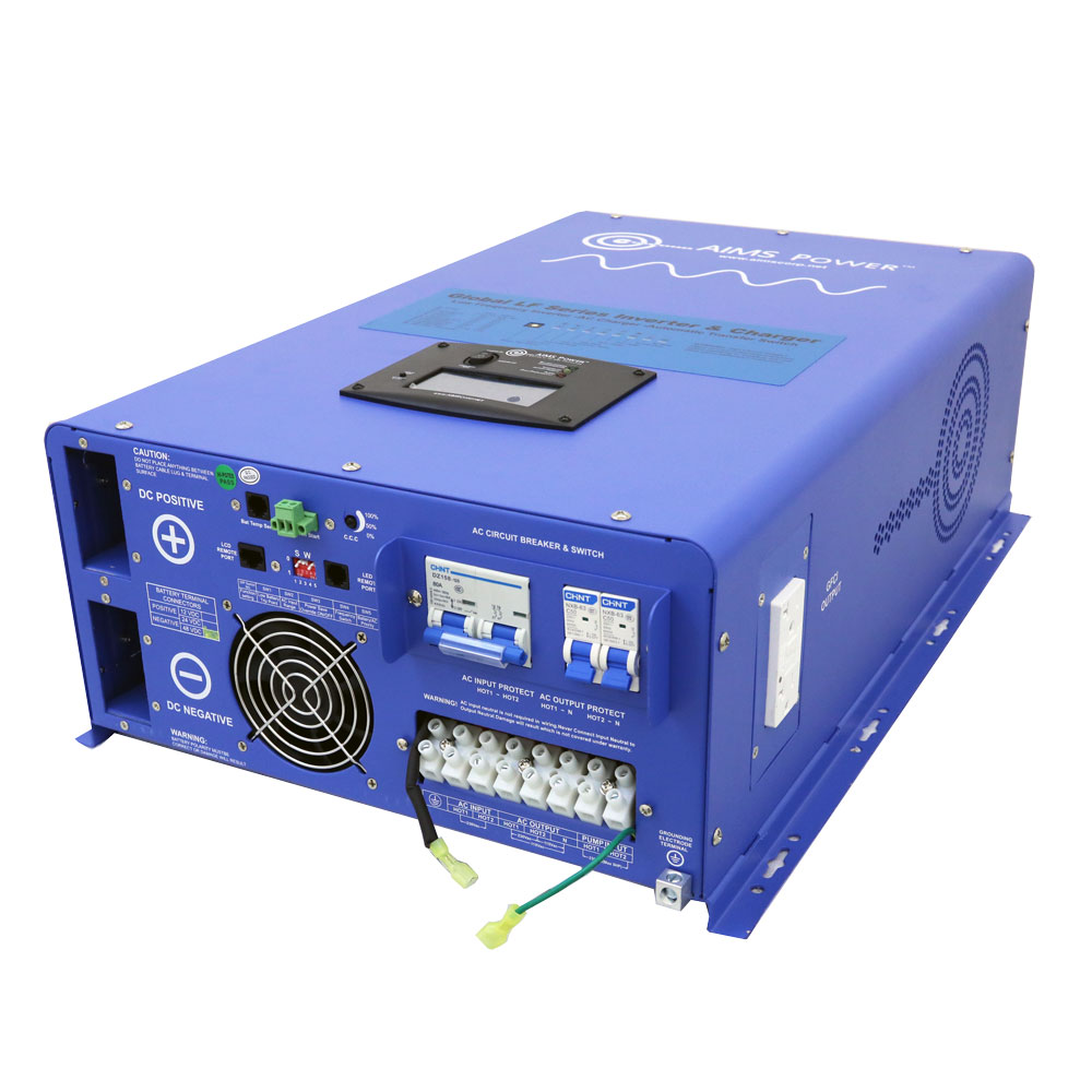 10000 Watt Inverter Charger 10kw 48 Volt Aims Power Home Gt Appliances Rv Appliance Circuit Boards