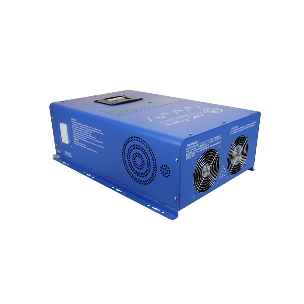 12000 Watt Inverter Charger 12kw 48 Volt Aims Power 12 Vdc 120 Vac Schematic View Detailed Images 5