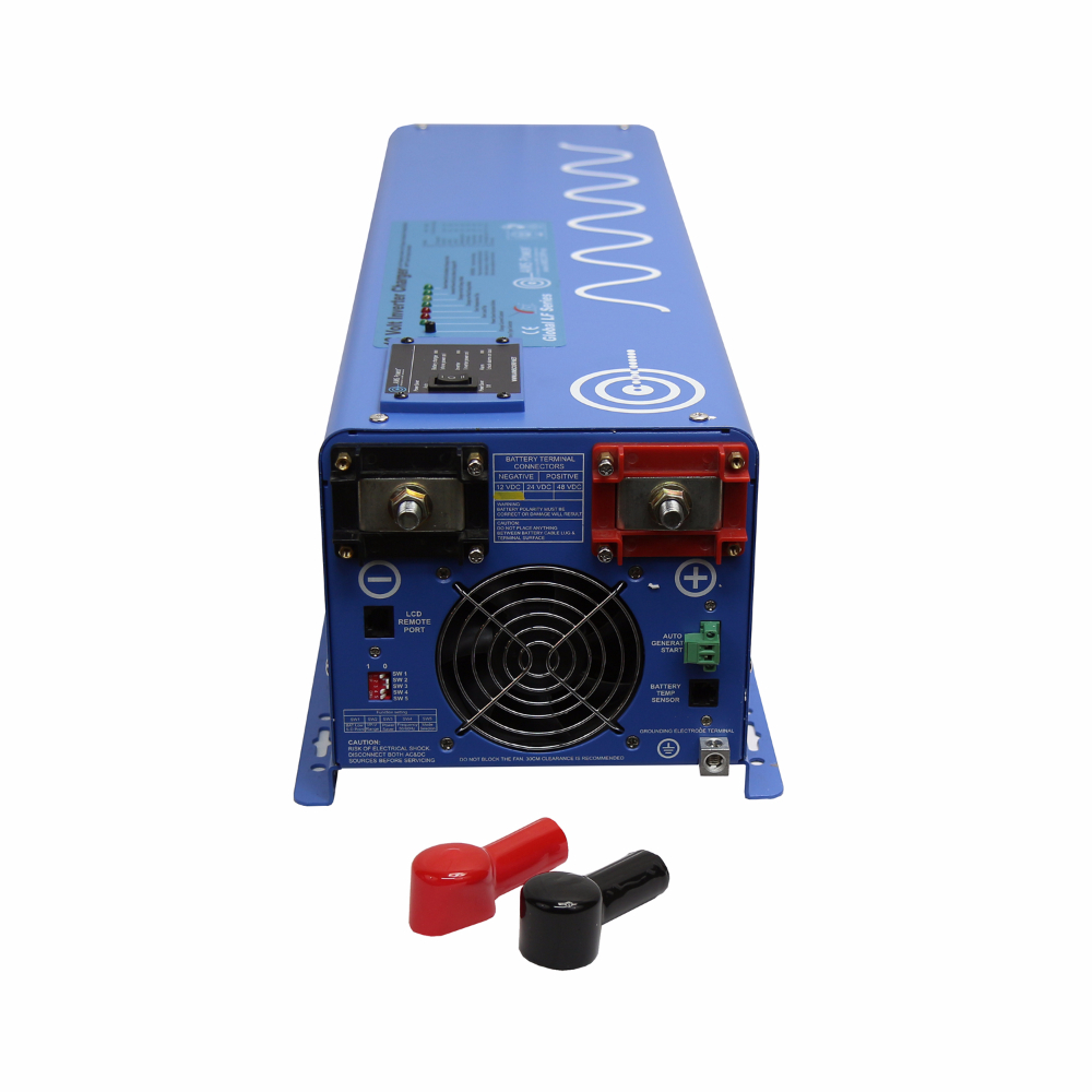 4000 watt 12 volt pure sine inverter charger 120240 4000 watt pure sine inverter charger 12 vdc to 120240 vac publicscrutiny Images