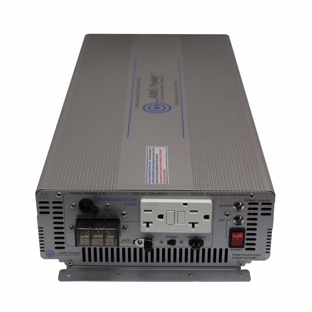 3000 Watt Pure Sine Power Inverter Wavedc Sign Wavesine Wave Diagrampwm Inverterpure Industrial