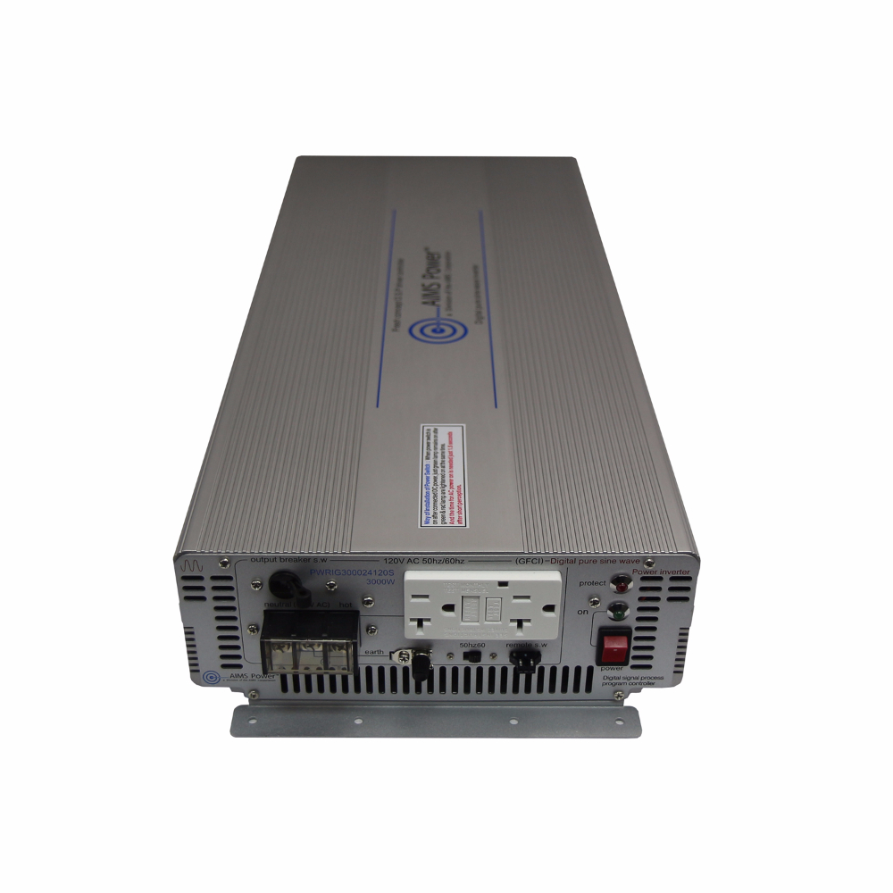 Power Inverters, DC To AC Inverters & Solar Panels | AIMS Power