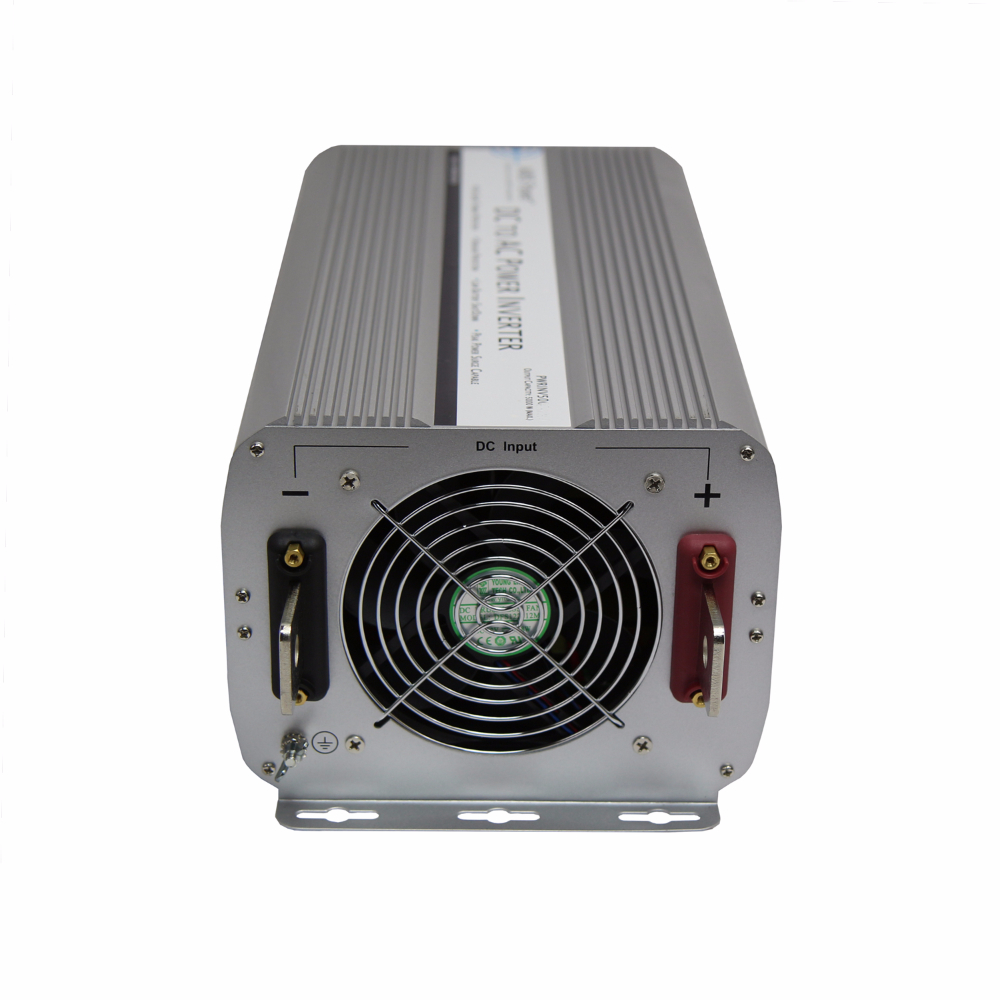 5000 Watt Power Inverter 12 Volt Dc New And Improved Aimspower How To Make An Simple 40 Electronic