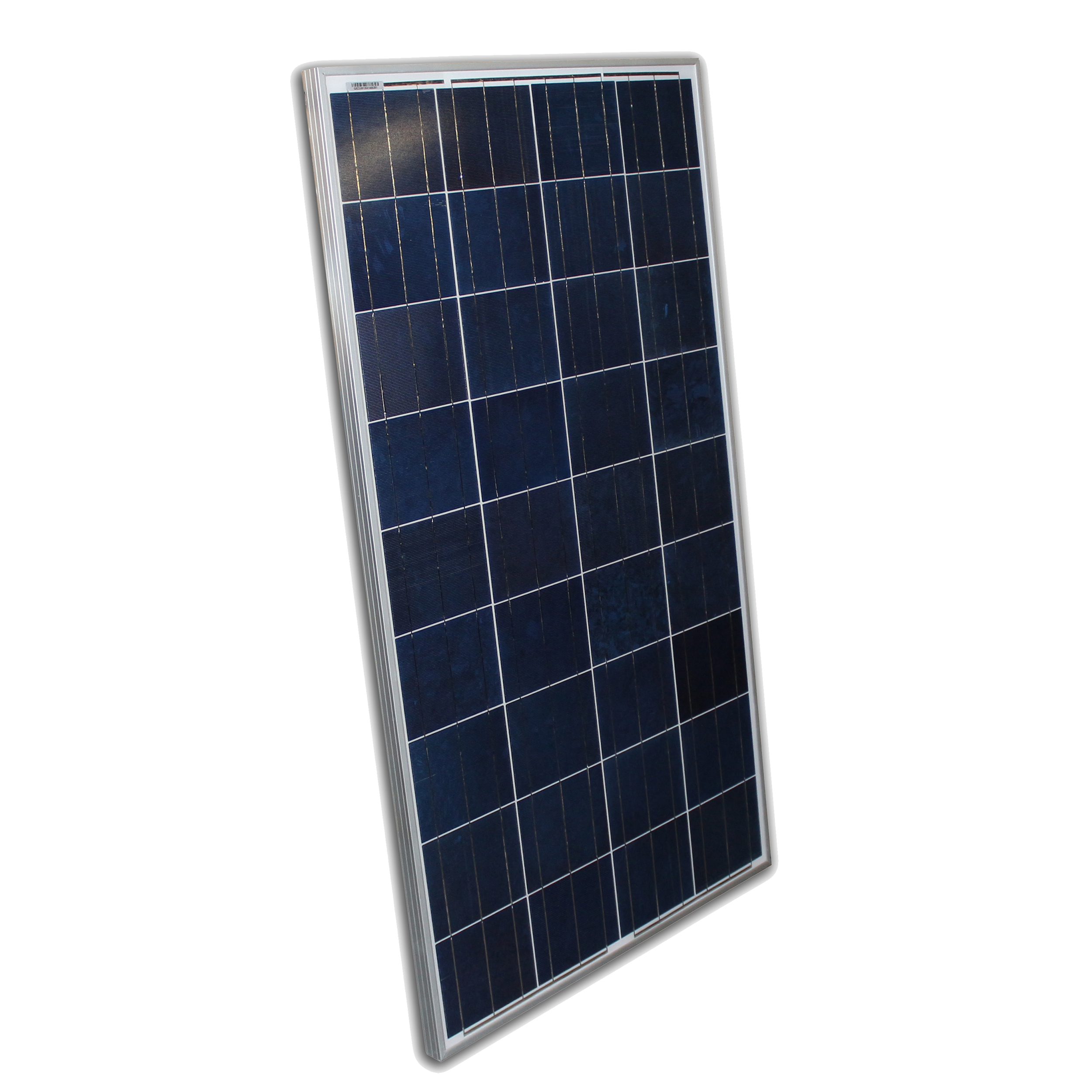 120 Watt 12 Volt Solar Panel Aims Power