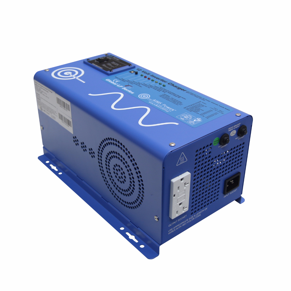 1500 Watt Pure Sine Solar Inverter Charger