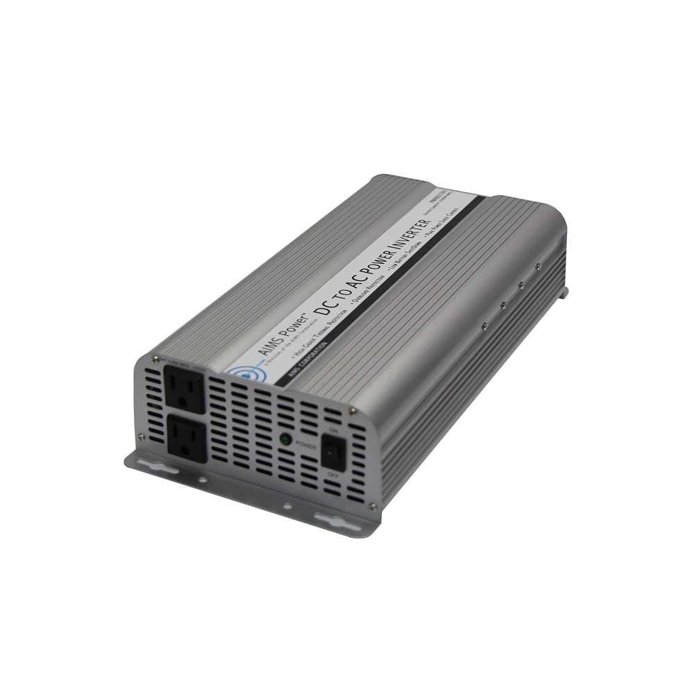 2500 Watt Power Inverter 12 Volt