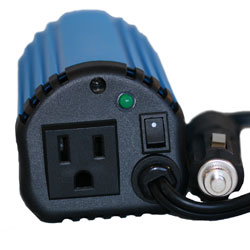 120 Watt Power Inverter Can Size