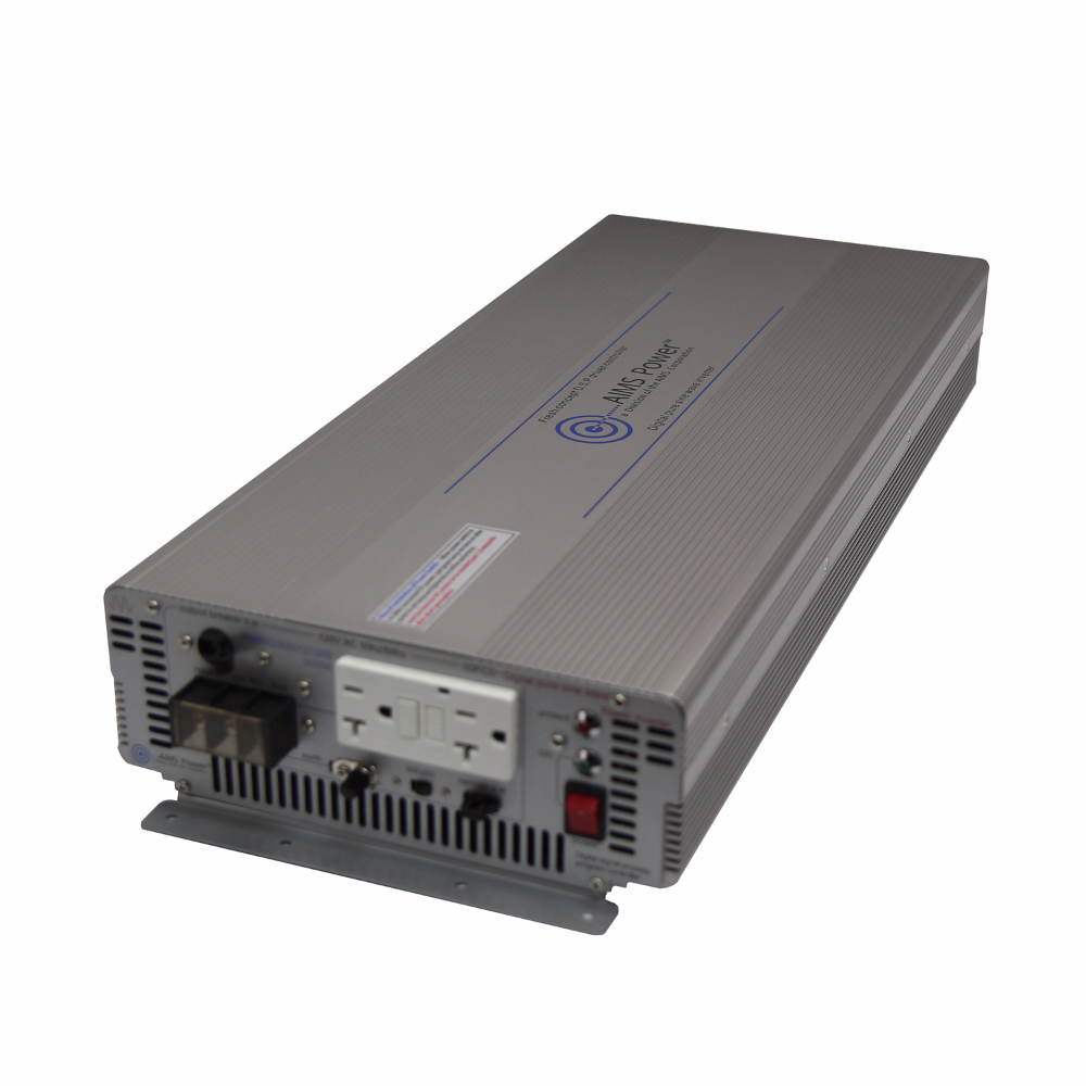 3000 Watt 24 Volt Pure Sine Power Inverter