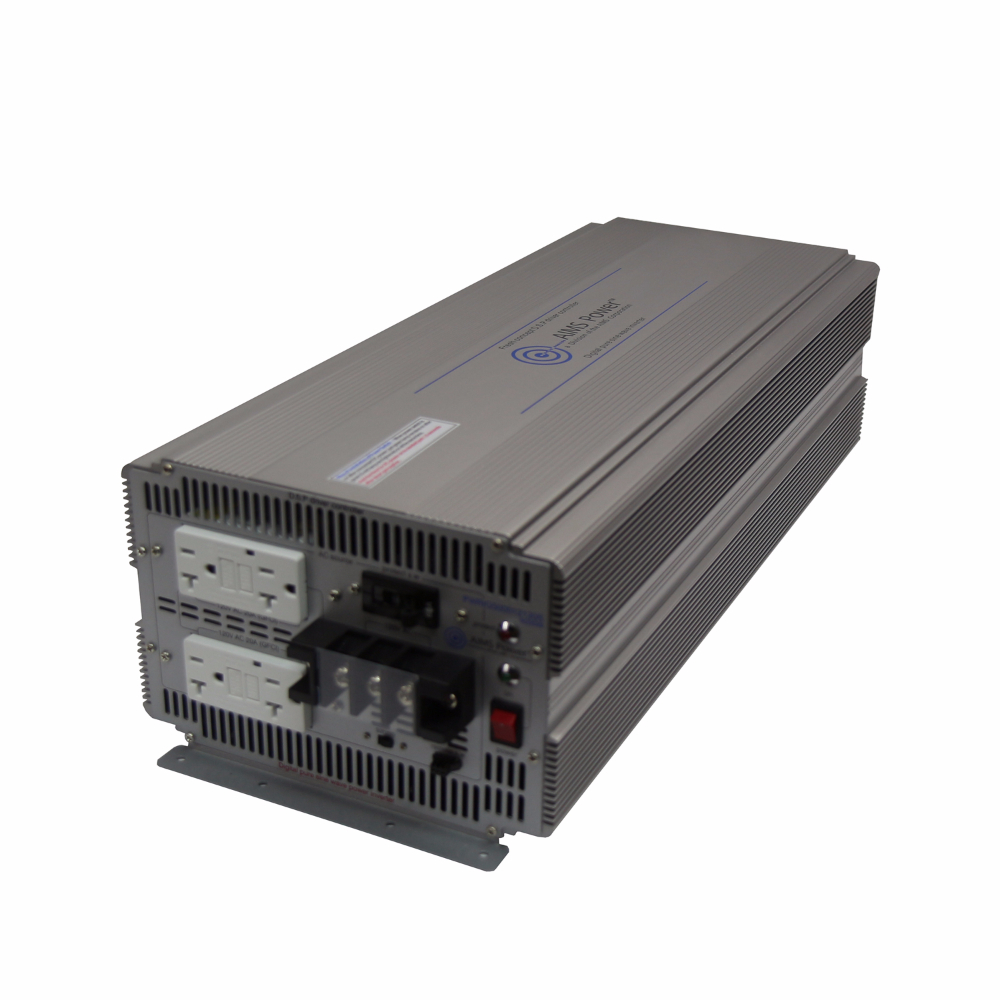 5000 Watt 24 volt Pure Sine Power Inverter