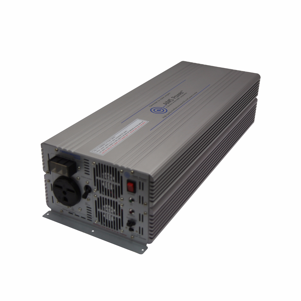 7000 Watt Power Inverter 24vdc To 240vac Industrial Grade Aimspower Sine Wavedc Sign Wavesine Wave Diagrampwm Inverterpure 50 60 Hz