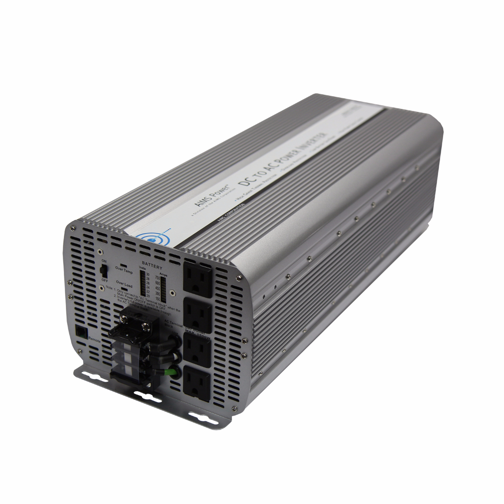 12000 Watt Industrial Power Inverter 24 volt