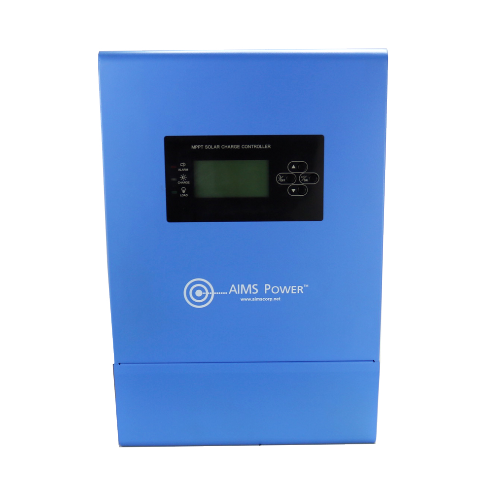 100 AMP Solar Charge Controller 12 / 24 / 36 / 48 VDC MPPT - Out of Stock