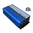 1000 Watt Pure Sine Power Inverter 12 Volt ETL Listed to UL 458