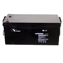 12 Volt 200 Amp Hour Battery. AGM, Deep Cycle. Maintenance Free.
