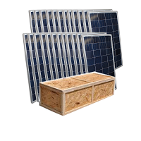 275 Watt Solar Panel Polycrystalline - 24 PACK