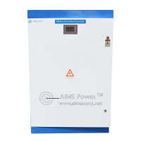 30KW 30,000 PURE SINE POWER INVERTER CHARGER 300 VDC 480 VAC THREE PHASE