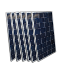 250 Watt Solar Panel Polycrystalline - 6 PACK