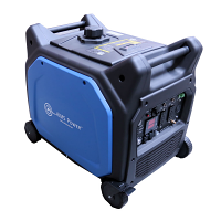 6600 Watt 120/240V AC Portable Pure Sine Inverter Generator