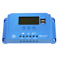10 AMP Solar Charge Controller PWM 12/24 VDC