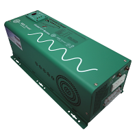 2500 WATT LOW FREQUENCY PURE SINE INVERTER CHARGER 12 VDC to 120 VAC