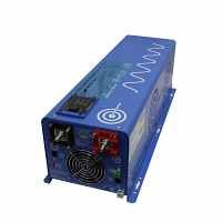 4000 Watt Pure Sine Inverter Charger 12Vdc / 240Vac Input & 120/240Vac Split Phase Output