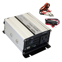 250 Watt Power Inverter with Cables