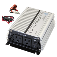 400 Watt Power Inverter with Cables 12 Volt