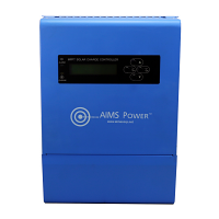 40 AMP Solar Charge Controller 12 / 24 / 36 / 48 VDC MPPT